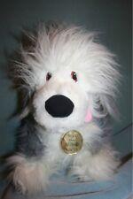 Disney The Little Mermaid MAX Plush Toy Dog Sheepdog