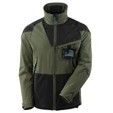 MASCOT Arbeitsjacke Advanced Jacke wasserabweisend mossgrün-schwarz Stretch NEU