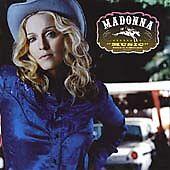 MADONNA MUSIC 16 track BONUS DOUBLE CD inc Card jacket