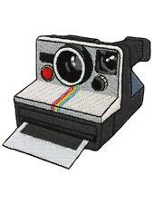 Retro Camera Patch 7x7cm