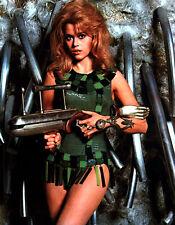 Barbarella Jane Fonda  Ray Gun T-Shirt. Gents, Ladies & Kids Sizes. Movie Film