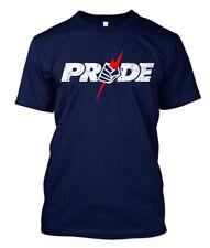 PRIDE FIGHTING CHAMPIONSHIP PRIDE FC - Custom Men's Navy T-Shirt Tee
