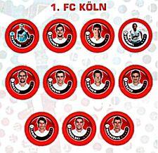Topps Bundesliga Chipz 2011/12 - 1. FC Köln - zum auswählen