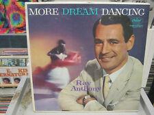 Ray Anthony More Dream Dancing vinyl LP Capitol RAINBOW Jazz EXCELLENT