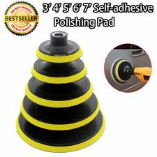 3/4/5/7 Inch Sanding Polishing Pad Hook and Loop Backing Backer Pads Sander New