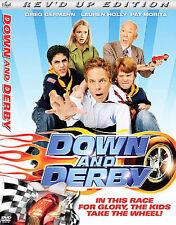 DOWN AND & DERBY (DVD) Pinewood Derby movie Greg Germann boy cub scouts NEW