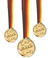 Kinder Medaillen mit Deutschland Band große Auswahl Mitgebsel , Sport , Party