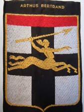 Patch 7° DB Division ou Brigade Blindée insigne tissu France Armée