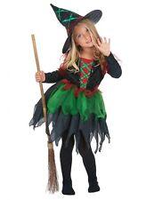 Déguisement sorcière des bois fille Halloween Cod.200892