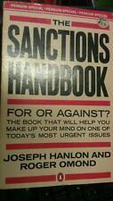The Sanctions Handbook by Roger Omond, Joseph Hanlon Penguin Special paperback