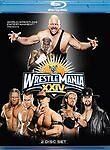 WWE - Wrestlemania XXIV (Blu-ray Disc, 2008, 2-Disc Set) New / Sealed