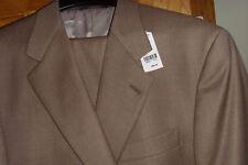 NWT Hart Schaffner Marx Suit Wool 42 40 Portly Short