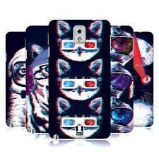 HEAD CASE DESIGNS STRANGE CATS HARD BACK CASE FOR SAMSUNG PHONES 2