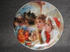 La Vitrine Magique by Jean Claude Guidou 8 inch 1986 Henri D'Arce Fils Plate