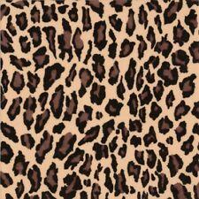 Leopard Animal Print 33cm Paper Party Napkins Serviettes 1-120pk | Stripes Spots