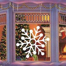 Christmas Snowflake Large Art Decal Vinyl Sticker