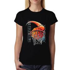 Basketball Slam Dunk Femme T-shirt XS-3XL
