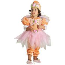 3812a78bdeca Costume Vestito Carnevale Bambina BABY FATINA DEI FIORI Rosa 12 Mesi 1 Anno