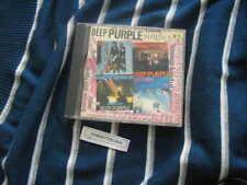 CD Rock Deep Purple Singles A's & B's EMI