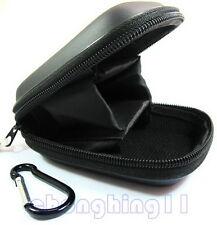 Black Camera Case bag for Panasonic Lumix TZ5, TZ6, TZ7, TZ8, TZ70,TZ50 TZ60