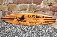 SU 100 N10 P (du) / Deko Surfboard , Surfbrett, 100cm Holz Dekosurfboard retro