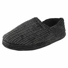 Spot On Negro de Hombre Zapatillas 031638 Ryan Tallas = S,M,L,XL (R21B)