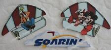 DISNEY Soarin Ride in EPCOT - Printed Scrapbook Page Paper Piece