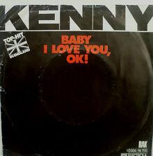 "7"" 70´s KULT ! KENNY : Baby I Love You OK  / MINT-?"