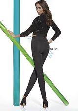 Leggings Leggins Hose lang Push-up Po hoher Bund schlanke Beine 200den Ginger
