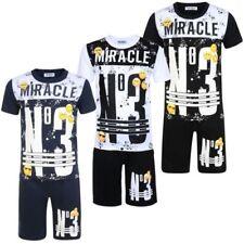 Niños Camiseta De Manga Corta & Shorts Set No3 Miracle Emoticono Estampado