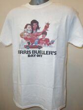 Ferris en 's Day Off 80s película clásica comedia Camiseta Breakfast Club Nuevo 075