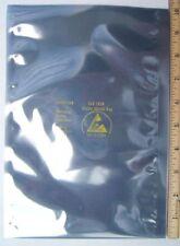 """2,000 ESD Anti-Static Shielding Bags, 6 x 10"""", OpenTop"""