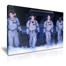 GHOSTBUSTERS Film tela incorniciato stampa arte ~ più dimensioni