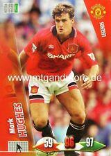 Adrenalyn XL Man. United - Mark Hughes - Legends