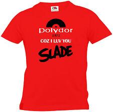Slade Camiseta 'Coz I Luv que te