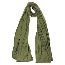 5950c217fb37 Soft Stretch Lightweight Rectangle Women s Scarf Jersey Hijab