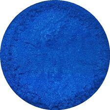 Electric Blue Cosmetic Mica Powder 3g-50g Pure Soap Bath Bomb Colour Pigment