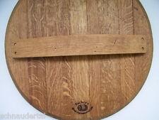 Eichen Holz Griff f. Regentonnendeckel, Fassdaubengriff  aus einer Fassdaube