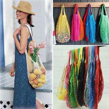 Leicht Einkaufsnetz Handtasche Wiederverwendbare Baumwolle Frucht ShoppingTasche