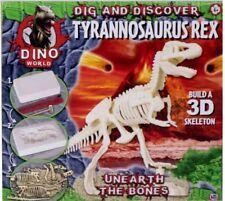 Dig & Discover 3D Dinosaur Skeleton, UNEARTH THE BONES EDUCATIONAL UK SUPPLIER