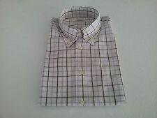 ALORI1961 camicia uomo mezza manica 50 % cotone 50 % lino Made in Italy