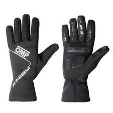 OMP Rain K Karting/Go Kart/Track Wet Weather Child/Kids Racing/Race Gloves