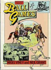 """""""Ilustrada Historia de los juegos de pelota"""" Libro Viney"""
