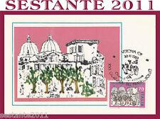 ITALIA MAXIMUM MAXI CARD 1980 GIORNATA DEL FRANCOBOLLO GUGLIELMO BOTTER (326)