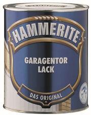 Hammerite Garagentor-Lack Farbauswahl 750 ml NEUWARE