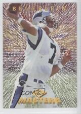 1997 Collector's Edge Masters Retail #32 Steve Beuerlein Carolina Panthers Card