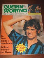 GUERIN SPORTIVO 1974/34 BIAGINI BONIPERTI VALCAREGGI @