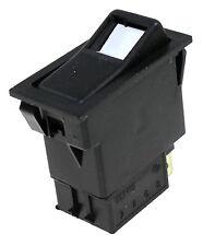 Interruptor KFZ camiones 12v wippenschalter interruptor estrechamente 444003 montaje con lámpara incandescente