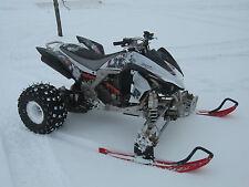 ATV Tires to Polaris Skis Conversion Kit for Honda 300EX 300X 250EX 250X 450ER