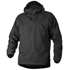 HELIKON tex Windrunner viento camisa chaqueta nylon ripstop Lightweight Black negro
